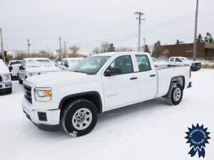 2015 GMC Sierra 1500 Extended Cab Pickup, 6.5 Ft Box, 32,715 KMs