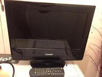 "Technika 15"" TV HD Ready LCD Built in freeview"
