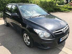 Great Value 2010 59 Hyundai i30 Classic 1.4 5 Dr Hatchback 78000 Miles HPI Clear Low Insurance