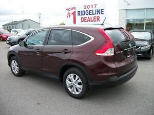 2013 Honda CR-V EX 4WD 5-Speed AT/CERTIFIED PRE OWNED!! Kawartha Lakes Peterborough Area image 6