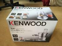 Kenwood food processor multi pro compact (NEW) RRP £65