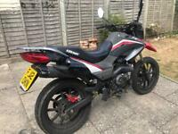 62 PLATE KEEWAY TX125 ENDURO 125CC SUPERMOTO PROJECT BARGAIN PRICE £450 NO OFFERS