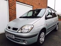 2003 03 Renault Scenic 1.9 DCI *Turbo Diesel * 12 Months MOT* Not meriva zafira astra picasso