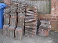 Marley Roof Tiles Aprox 400 in good condition, just removed from my house