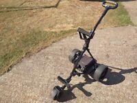 Hill Billy Terrain electric golf cart