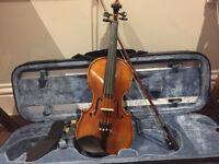 1/2 size violin - Hidersine Giovanni