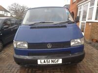 VW T4 Transporter TDI SWB 2461cc. Motor Caravan.Any sensible offer considered. Needs to go.