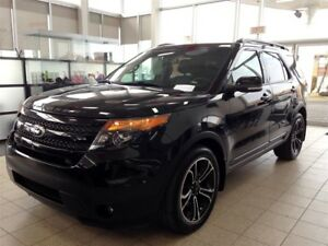 2015 Ford Explorer SPORT 4X4 CUIR GPS BLUETOOTH