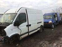 Vauxhall movano Renault master Renault Kangoo Trafic parts