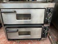 CATERING COMMERCIAL KITCHEN USED PIZZA OVEN FAST FOOD RESTAURANT SHOP BBQ