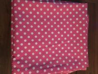 Pink Polka Dot Curtains