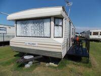 3 BEDROOMS CARAVAN FOR RENT/FANTASY ISLAND, SKEGNESS MON 1ST - SAT 6TH MAY 5 NIGHTS STAY £140