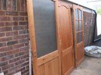 Free pine doors