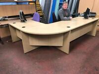 Front of House Reception Desk -REDUCED