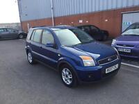 2007 Ford Fusion 1,6 litre 5dr automatic 12 months mot