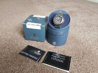 Citizen WR200 Eco-Drive Titanium watch for sale.