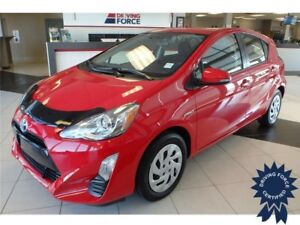2016 Toyota Prius C - 5 Passenger, 1.5L, Only 451 KMs, CD Player
