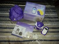 BT Digital Baby Monitor & Pacifier With Lullabies And Lightshow