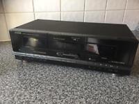 Ariston Double Cassette Deck