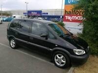 Vauxhall zafira automatic 1.8 petrol mot 17.04.19