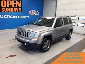 2015 Jeep Patriot HIGH ALTITUDE! LEATHER! SUNROOF! 4X4!