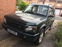 LAND ROVER DISCOVERY LANDMARK TD5 7 SEATER 136 BHP WITH FULL LEATHER INTERIOR