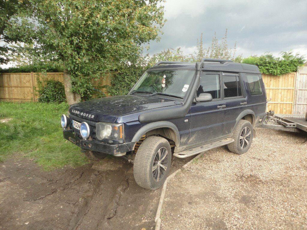 Land Rover Discovery Td5 Face Lift 2004 Off Roader Many