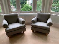 Armchair Accent Chair West elm john lewis heals style Single Sofa Lounge Living Bedroom