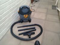 Wet and Dry Vacuum Cleaner - needs new switch