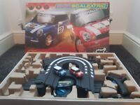 Mini Mayhem Micro Scalextric boxed great condition