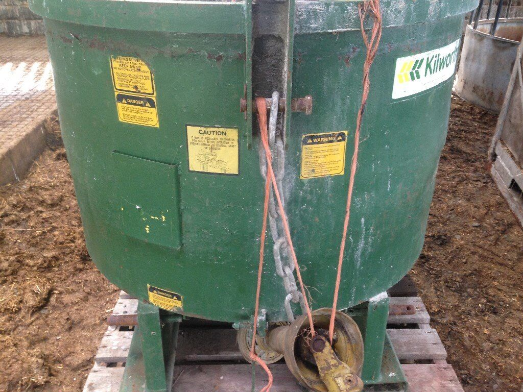 kilworth concrete pan mixer tractor 3 point link | in Stirling | Gumtree
