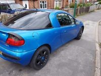 Vauxhall Tigra 1.4 coupe 16v sale/swap correct number now added
