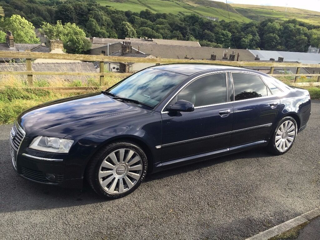 audi a8 4 2tdi v8 quattro sport 321bhp face lift model 2006 06reg key less system in bacup. Black Bedroom Furniture Sets. Home Design Ideas