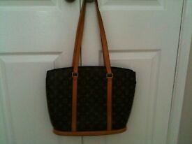Genuine Louis Vuitton Vintage Babylone Shoulder Bag