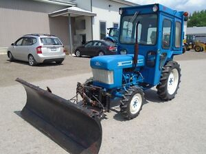 1985 ford 1510 Tractor & Blade