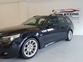 BMW 530i M-Sport E61 Touring 2005 - Very high spec, winter wheels etc