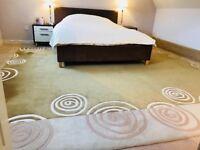 Luxurious giant rug 5mx4m