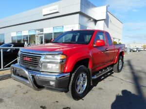 2009 GMC CANYON 4WD EXTENDED CAB SLE 4X4 GROUPE REMORQUAGE