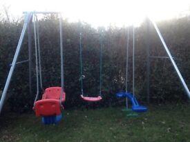 Triple TP Swing