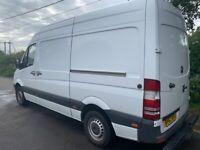 Man and van '