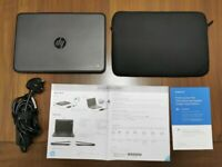 HP ChromeBook 11 G5 EE Used but as New only £100