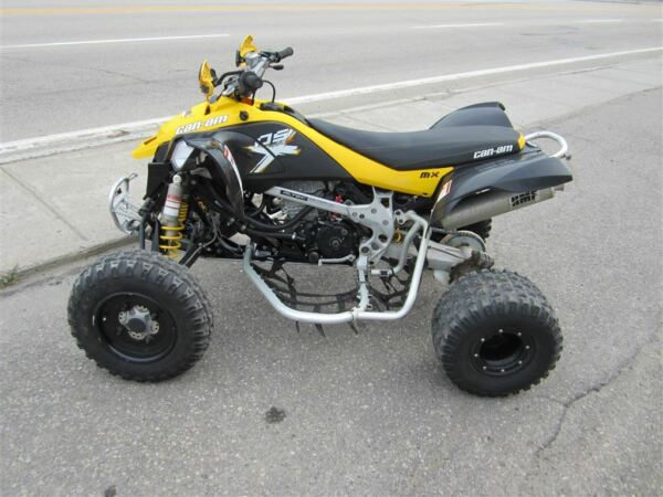Used 2012 Can-Am DS 450 X