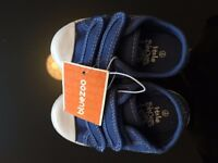 Baby trainers from Bluezoo - size 5/22