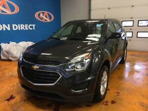 2016 Chevrolet Equinox LS AWD/ AIR/ CRUISE/ SLIDING REAR SEAT...