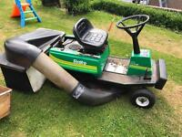 Sit on lawn moor starts first time no faults