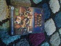 new and sealed star wars rebels spark of a rebellion dvd £2