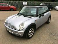 2003 53 mini cooper with private plate (lee)