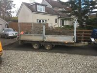 Ifor Williams Fully Caged Trailer 3500kg £2000