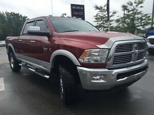 2012 Ram 2500 Leather|Navigation|Sunroof|Heated Seats|4WD Peterborough Peterborough Area image 8