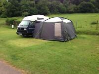 Drive- away Camper awning